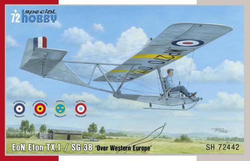 1/72 EoN Eton TX.1 / SG-38 Over Western Europe