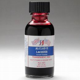 ALCLAD II Transparent Red