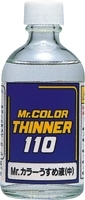 GUNZE Mr.Color Thinner 110 ml