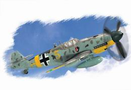 HOBBYBOSS EASY 1/72 Bf-109G-2