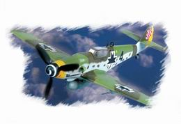 HOBBYBOSS EASY 1/72 Bf-109G-10