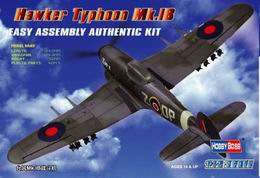 HOBBYBOSS EASY 1/72 Hawker Typhoon Mk.Ib