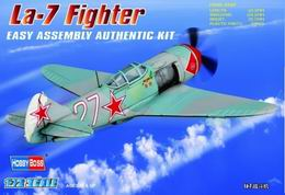 HOBBYBOSS EASY 1/72 La-7 Fighter
