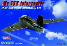 HOBBYBOSS EASY 1/72 Me-163 Komet