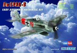 HOBBYBOSS 1/72 Fw-190A-8 Fighter