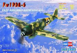HOBBYBOSS EASY 1/72 Fw-190A-6 Fighter