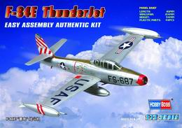 HOBBYBOSS EASY 1/72 F-84E Thunderjet