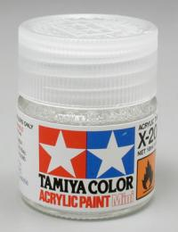 TAMIYA Acryllic X-20a Thinner 10ml