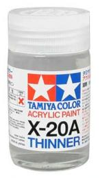 TAMIYA Acryllic X-20a Thinner 46ml