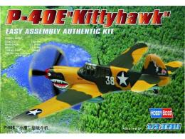 HOBBYBOSS 1/72 Curtiss P-40E Kittyhawk