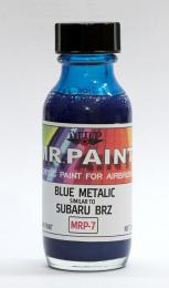 Mr.Paint MRP-7 Blue metalic (similar to Subaru BRZ) 30ml