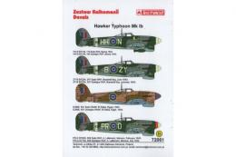 TECHMOD 1/72 Hawker Typhoon Mk.IB