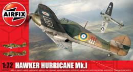 AIRFIX 1/72 Hawker Hurricane Mk.I early