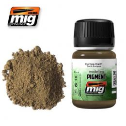 AMMO.MIG Pigments 35ml Europe Earth