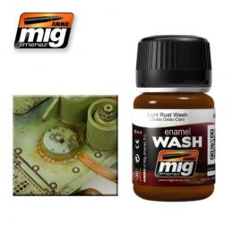 AMMO.MIG Enamel Wash Light Rust