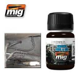 AMMO.MIG Effects 35ml Fresh Engine oil