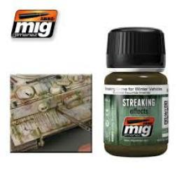 AMMO.MIG Streaking Grime for Winter vehicles