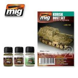 AMMO.MIG Effect Kursk Dust set