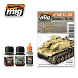 AMMO.MIG German Tanks set