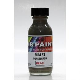 Mr.Paint MRP-72 RLM 83 Dunkelgrün