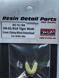 KORA Resin 1/72 DH.82/82A Cover Flying Blind download for AIR