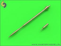 MASTER AIR 1/72 IAI Kfir Pitot tube +AOA Probe