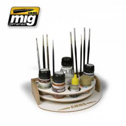 AMMO.MIG Mini Workbench Organizer