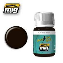 AMMO.MIG Panel Line Wash Deep Brown 35ml
