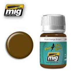 AMMO.MIG Orange Brown 35ml