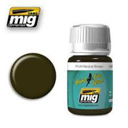 AMMO.MIG Panel Line Wash Neutral Brown 35ml