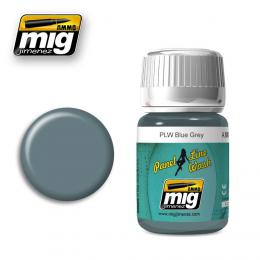 AMMO.MIG Panel Line Wash Blue Grey 35ml