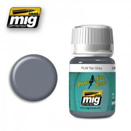 AMMO.MIG Panel Line Wash Tan Grey 35ml