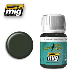 AMMO.MIG Panel Line Wash Dark Green 35ml