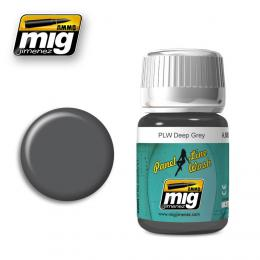 AMMO.MIG Panel Line Wash Deep Grey 35ml