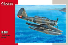 SPECIAL HOBBY 1/72 N-3PB Little Norway service