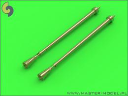 MASTER 1/72 Flak 18 (37mm) Cannon barrels for Ju-87G Stuka