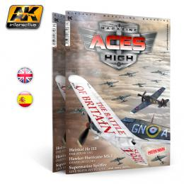 ACES HIGH No.6 The Battle of Britain - zvìtšit obrázek
