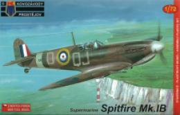KOVOZÁVODY 1/72 Spitfire Mk.Ib Battle of Britain