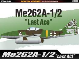ACADEMY 1/72 Me-262A-1/2 The Last aces