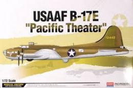 ACADEMY 1/72 USAAF B-17E  Flying Fortress Pacific Theater