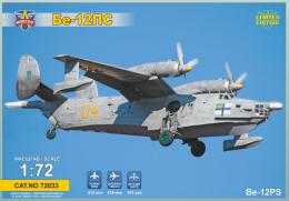 MODELSVIT 1/72 Beriev Be-12PS Search+Rescue vers