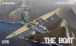 EDUARD LIMITED 1/72 The Boat, Sikorsky S-43 / JRS-1 Baby Clipper