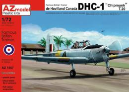 AZ MODEL 1/72 DHC1 Chipmunk T.20 (Foreign Users)