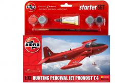 AIRFIX 1/72 Hunting Percival Jet Provost T.4 Modelset