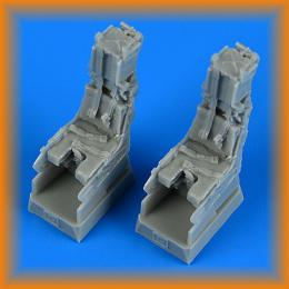 QUICKBOOST 1/72 F/A-18F Super Hornet Eject.Seat w/Safety belts