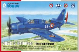 SPECIAL HOBBY 1/72 SB2C-5 Helldiver Final vers.