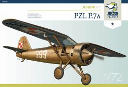 ARMA HOBBY 1/72 PZL P.7a JUNIOR Set