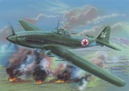 FLY 1/72 Il-10  Chinese and Korea service