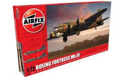 AIRFIX 1/72 Boeing B-17/Flying Fortress Mk.III No.100 Group