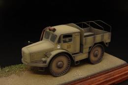 HAULER 1/72 Skoda RSO Wheeled tractor (Resin kit)